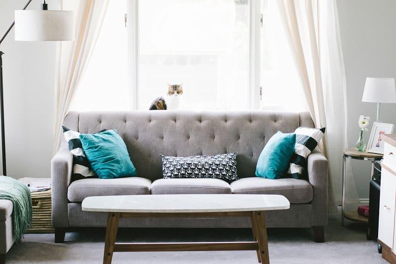 家具は配置を考えて揃える