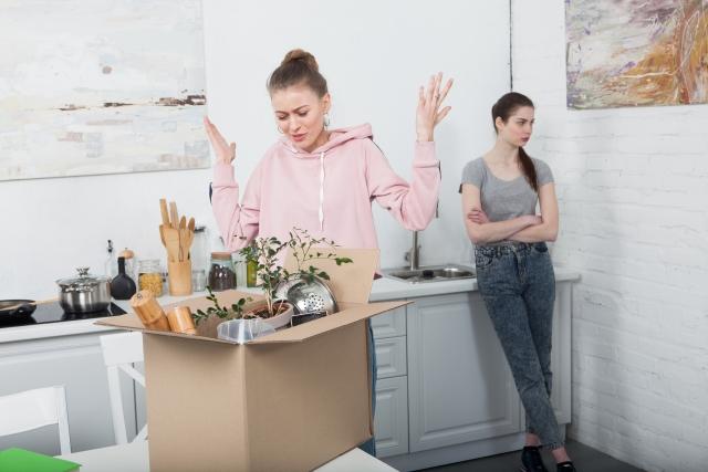 同棲とルームシェアでは入居期間の考え方が違う