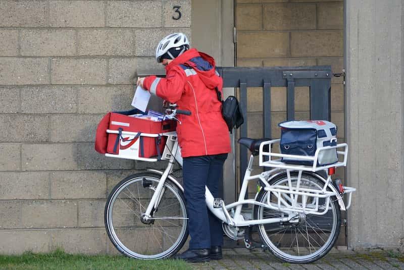 郵便物等の確実な配達のため表札は必要